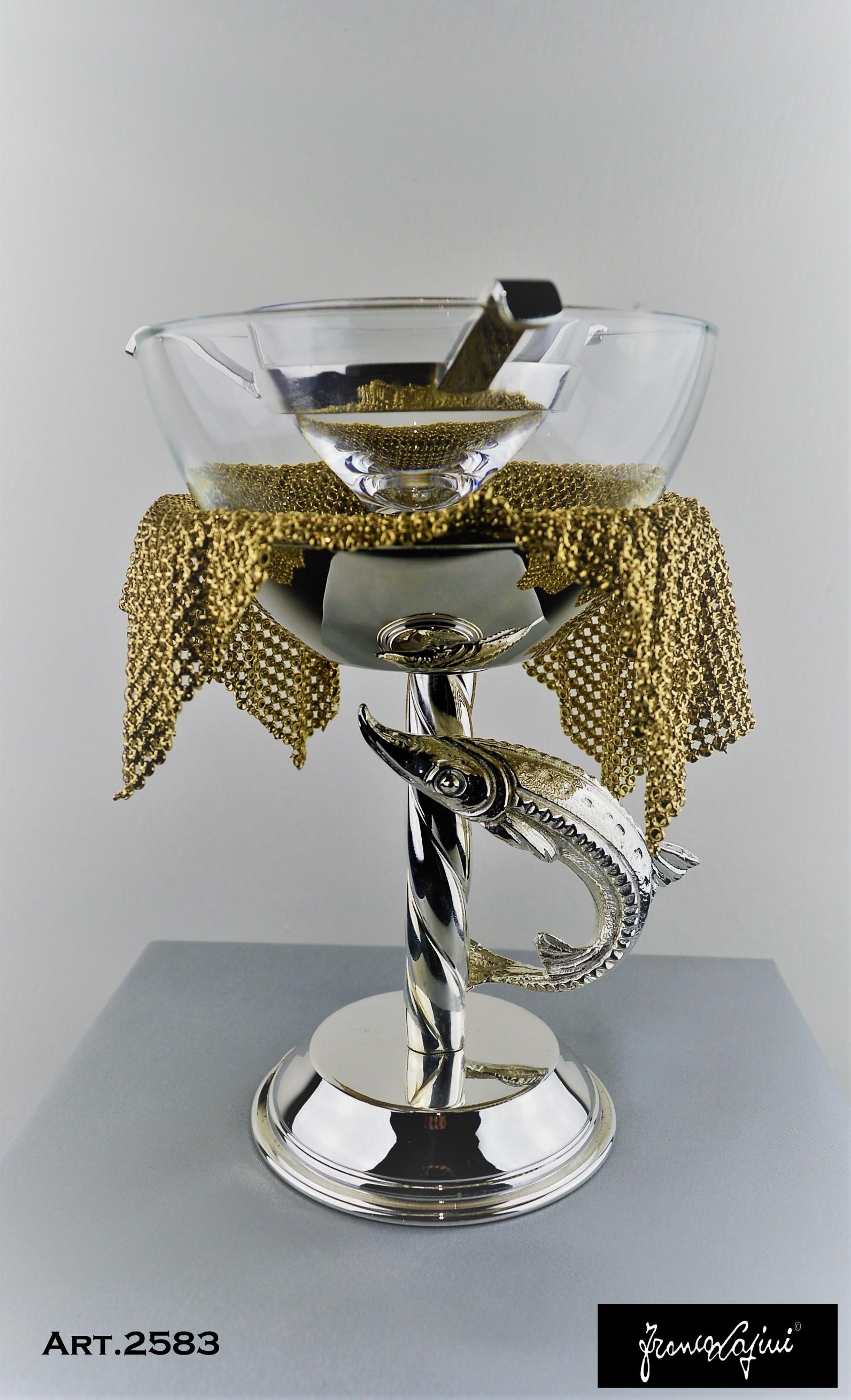 """Caviar Set """"Makramè"""" Collection"""