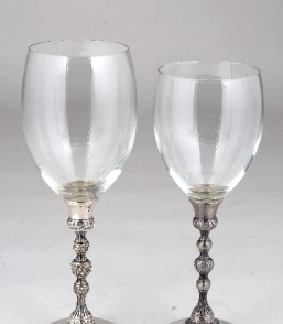 Large water glass